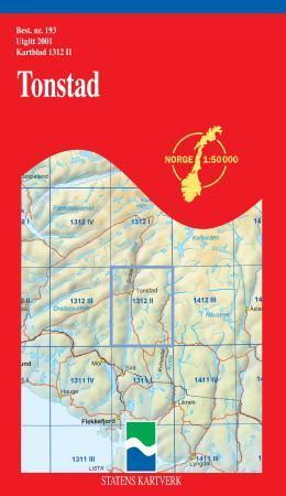 tonstad kart Tonstad (Kart, falset)   Turkart | NorskeSerier tonstad kart