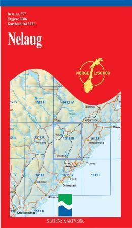 nelaug kart Nelaug (Kart, falset)   Turkart | NorskeSerier nelaug kart