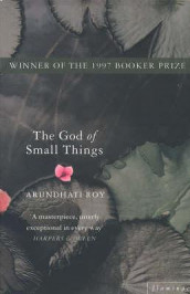 The god of small things av Arundhati Roy (Heftet)
