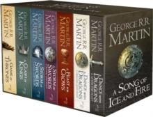 A song of ice and fire av George R.R. Martin (Heftet)