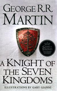 A knight of the seven kingdoms av George R.R. Martin (Heftet)
