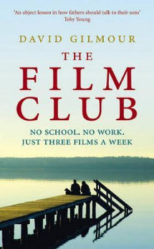 The film club av David Gilmour (Heftet)