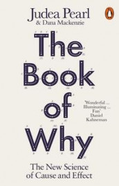 The book of why av Dana Mackenzie og Judea Pearl (Heftet)