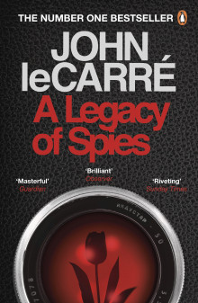 A legacy of spies av John Le Carré (Heftet)