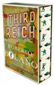The third reich av Roberto Bolano (Heftet)