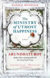 The ministry of utmost happiness av Arundhati Roy (Heftet)