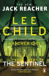The sentinel av Andrew Child og Lee Child (Heftet)