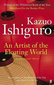 An artist of the floating world av Kazuo Ishiguro (Heftet)