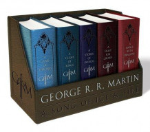 A game of thrones av George R.R. Martin (Innbundet)