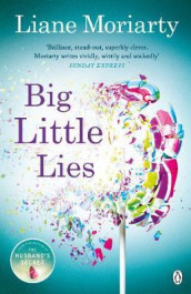 Big little lies av Liane Moriarty (Heftet)