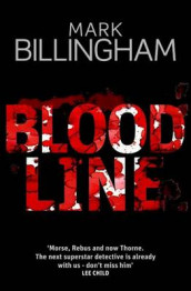 Bloodline av Mark Billingham (Heftet)