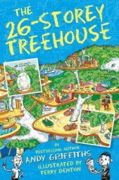 The 26-storey treehouse av Andy Griffiths (Heftet)