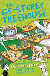 The 65-storey treehouse av Andy Griffiths (Heftet)