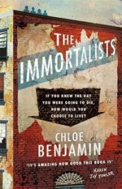 The immortalists av Chloe Benjamin (Heftet)