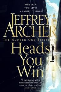 Heads you win av Jeffrey Archer (Heftet)