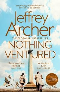 Nothing ventured av Jeffrey Archer (Heftet)