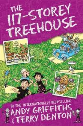 The 117-storey treehouse av Andy Griffiths (Heftet)