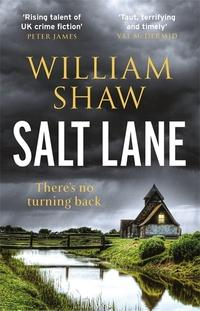 Salt lane av William Shaw (Heftet)