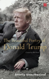 The beautiful poetry of Donald Trump av Rob Sears (Innbundet)