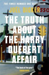 The truth about the Harry Quebert case av Joël Dicker (Heftet)