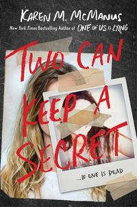 Two can keep a secret av Karen M. McManus (Heftet)