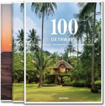 100 getaways around the world av Margit J. Mayer (Innbundet)