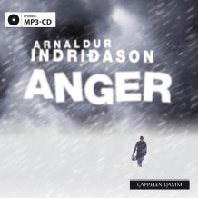 Anger av Arnaldur Indridason (Lydbok MP3-CD)