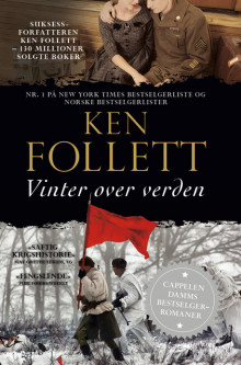 Vinter over verden av Ken Follett (Heftet)