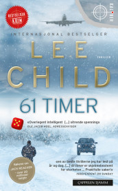 61 timer av Lee Child (Heftet)