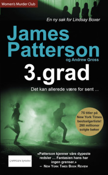 3. grad av James Patterson (Ebok)