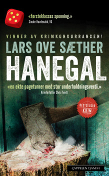 Hanegal av Lars Ove Sæther (Heftet)