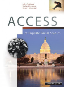 Access to English: Social Studies (2014) av John Anthony, Richard Burgess og Robert Mikkelsen (Heftet)