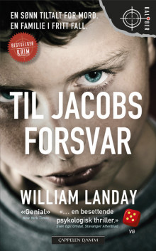 Til Jacobs forsvar av William Landay (Heftet)