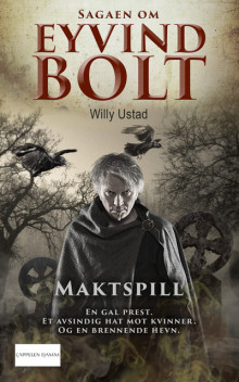 Maktspill av Willy Ustad (Heftet)
