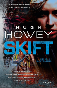Skift av Hugh Howey (Heftet)