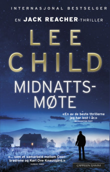 Midnattsmøte av Lee Child (Ebok)
