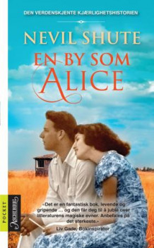 En by som Alice av Nevil Shute (Heftet)