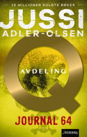 Journal 64 av Jussi Adler-Olsen (Ebok)