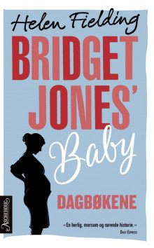 Bridget Jones' baby av Helen Fielding (Heftet)