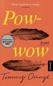 Powwow av Tommy Orange (Innbundet)