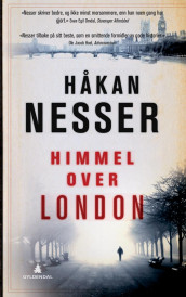 Himmel over London av Håkan Nesser (Heftet)