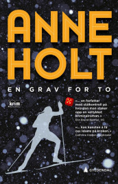 En grav for to av Anne Holt (Heftet)