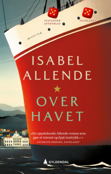 Over havet av Isabel Allende (Heftet)