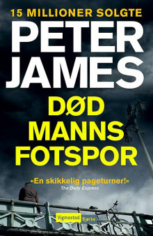 Død manns fotspor av Peter James (Ebok)