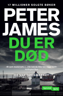Du er død av Peter James (Ebok)