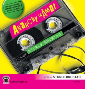 Anarchy in Åmot av Sturle Brustad (Lydbok-CD)