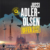 Offer 2117 av Jussi Adler-Olsen (Lydbok-CD)