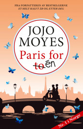 Paris for én av Jojo Moyes (Heftet)