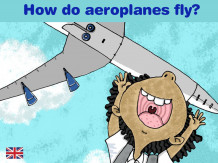 How do aeroplanes fly av Aditi Sarawagi (Ebok)