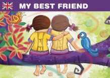 My best friend av Anupa Lal (Ebok)